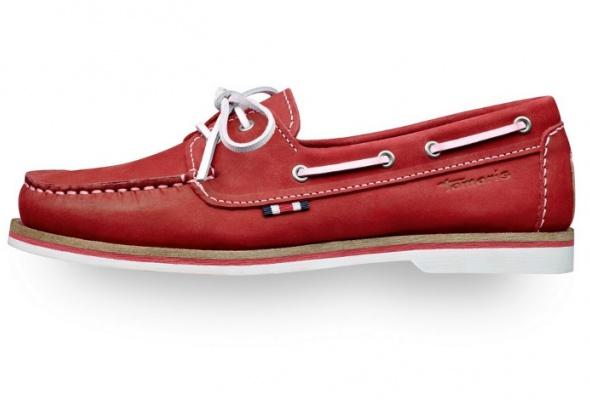 Дизайнеры Tamaris создали обувь встиле ретро - Фото №4