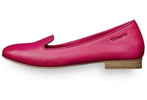 Дизайнеры Tamaris создали обувь встиле ретро - Фото №5
