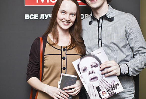 Гости «Золотой маски»: 8апреля, МХТ им. Чехова - Фото №16