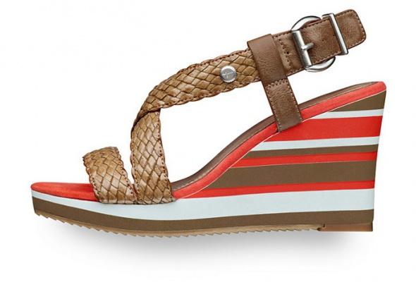 Дизайнеры Tamaris создали обувь встиле ретро - Фото №6