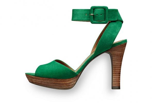 Дизайнеры Tamaris создали обувь встиле ретро - Фото №0