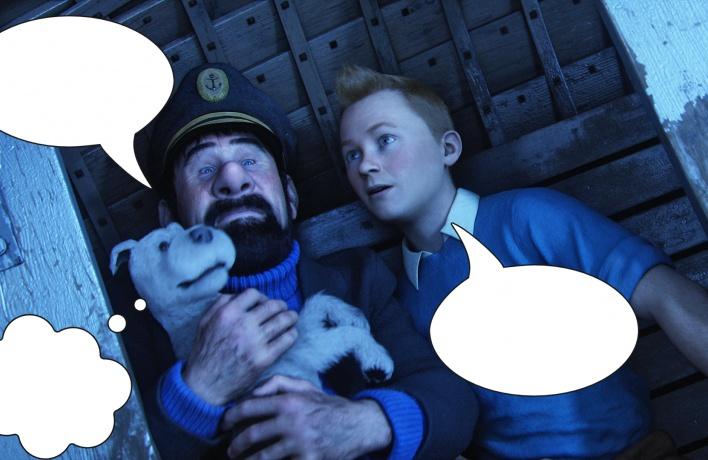 Time Out Москва поддерживает DVD-релиз «Приключения Тинтина…»