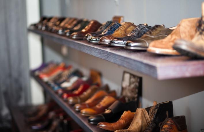 Открылся шоу-рум Original Shoes суникальными обувными брендами