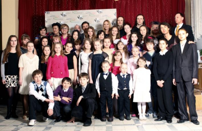 Благотворительный концерт «Взрослые идети»
