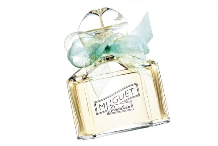 Guerlain выпустил новое издание Le Muguet 2012