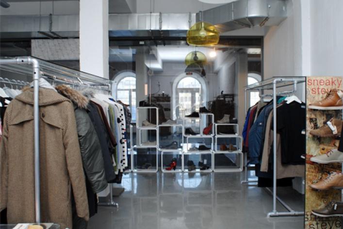 Восемь новых магазинов впространстве «Ткачи»
