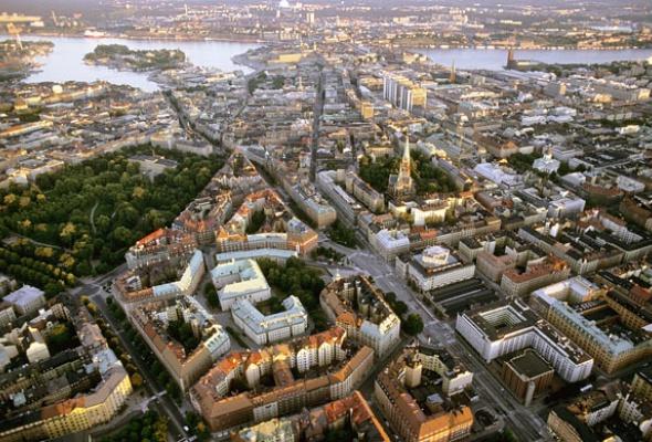 Весна вСтокгольме - Фото №0