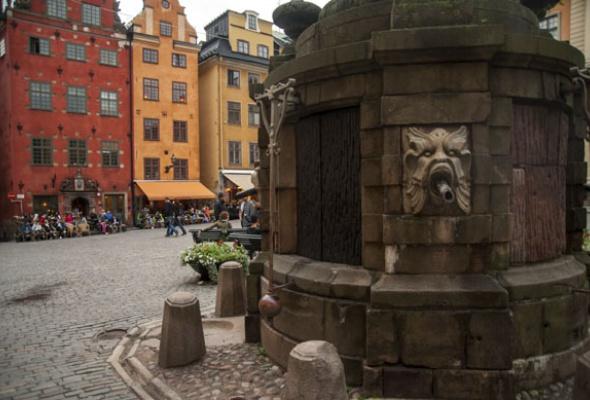 Весна вСтокгольме - Фото №1