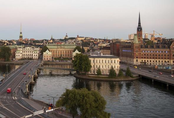 Весна вСтокгольме - Фото №5