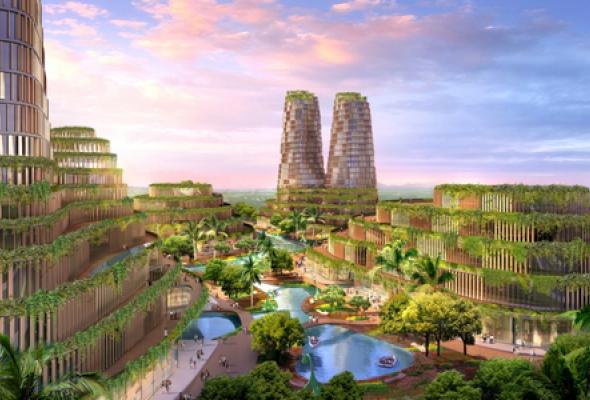 Крис Босс «Как построить город будущего» - Фото №0
