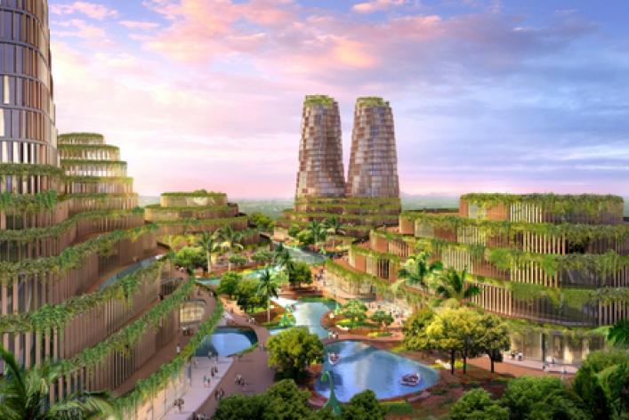 Крис Босс «Как построить город будущего»