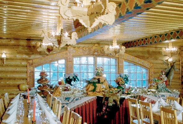 Ресторанная история Петербурга: 90-е - Фото №1