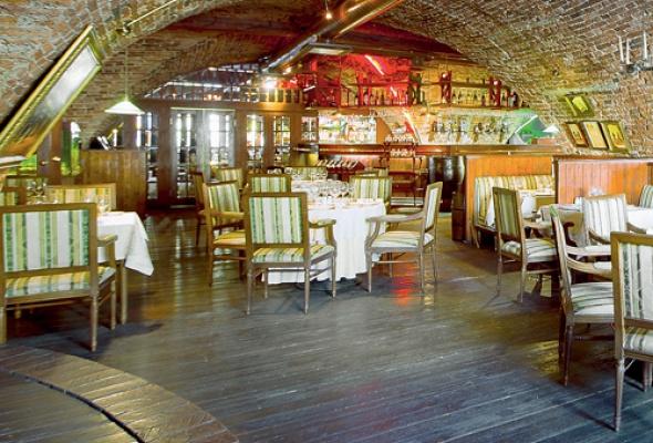Ресторанная история Петербурга: 90-е - Фото №6