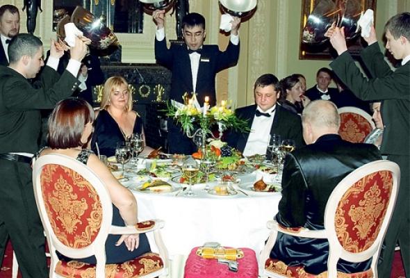 Ресторанная история Петербурга: 90-е - Фото №7