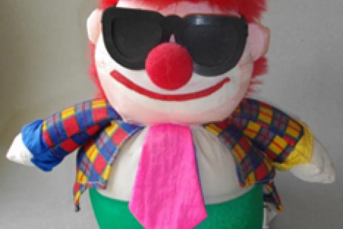 Клоун белый - клоун рыжий