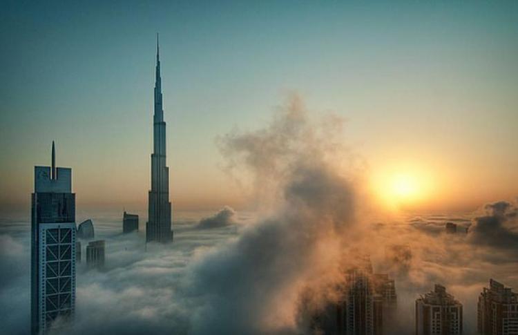 Современная архитектура ОАЭ