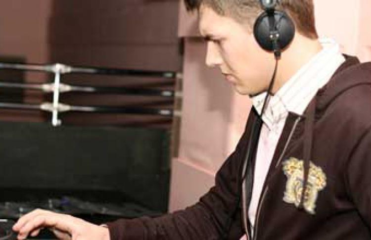 DJ Леонид Руденко