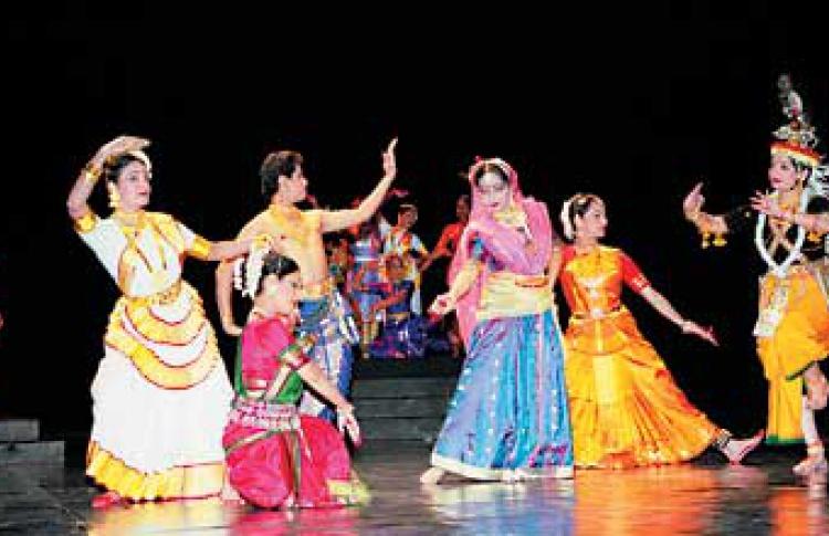 Дни индийской культуры