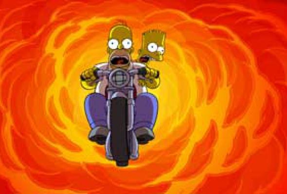 Симпсоны в кино - Фото №1
