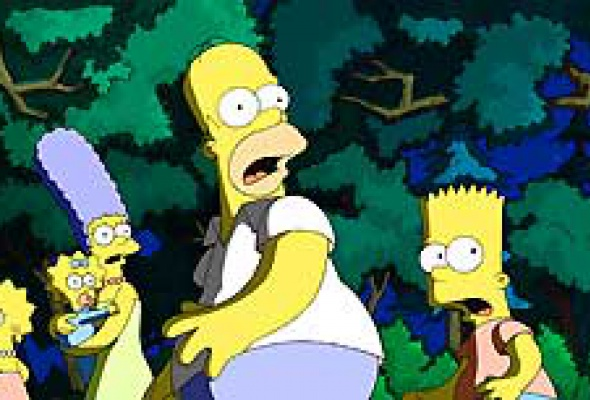 Симпсоны в кино - Фото №2