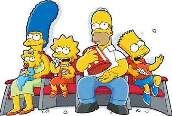 Симпсоны в кино - Фото №3