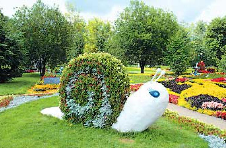 Фестиваль цветников и ландшафтной архитектуры предыдущая