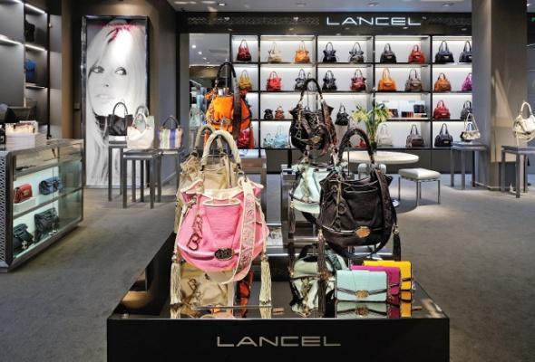 Галерея сумок Lancel появилась в«Атриуме» - Фото №0