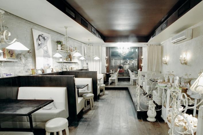 Ресторанная история Петербурга: 10-е