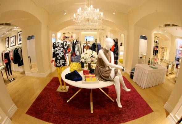 Первый столичный бутик Juicy Couture - Фото №2