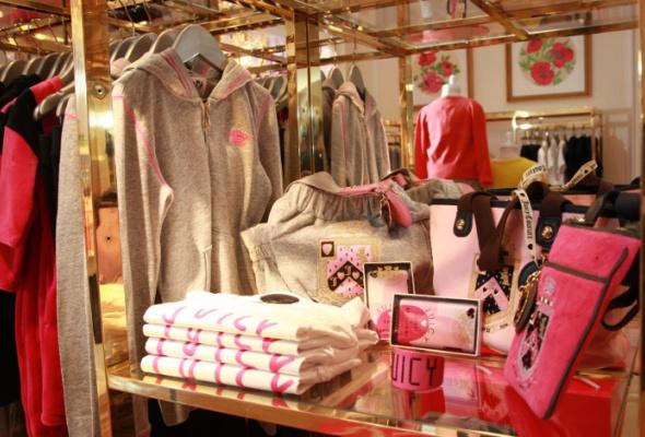 Первый столичный бутик Juicy Couture - Фото №1