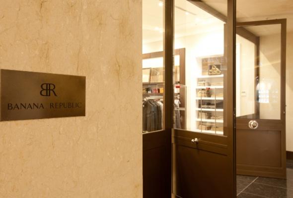 Второй магазин Banana Republic открылся вМоскве - Фото №9