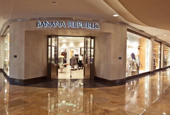 Второй магазин Banana Republic открылся вМоскве - Фото №8