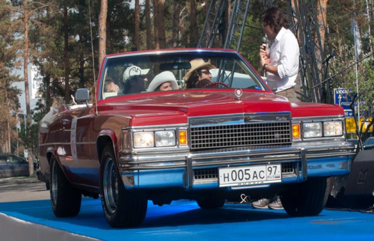Ралли-клуб классических автомобилей