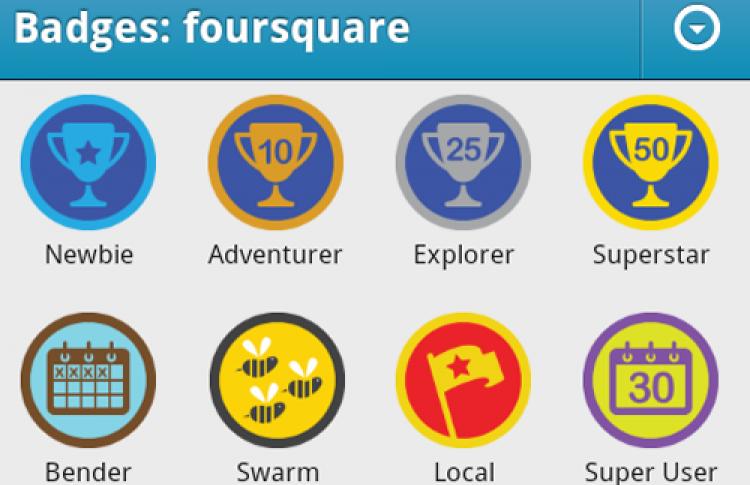 День Foursquare вПетербурге
