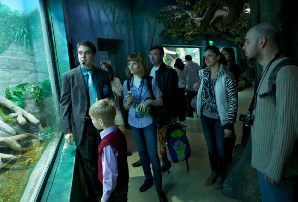 Дайв-шоу сакулами вокеанариуме: фотоотчет - Фото №15