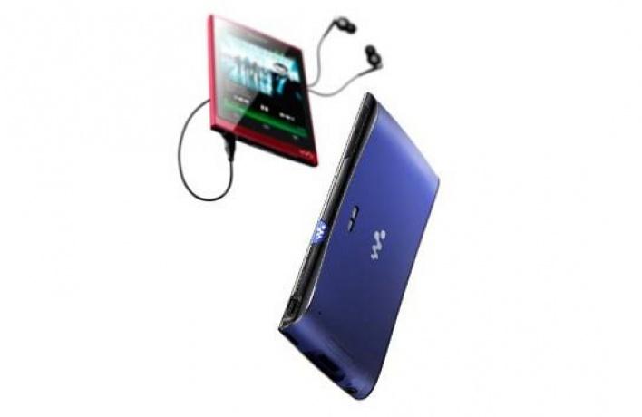 Новая продукция Sony