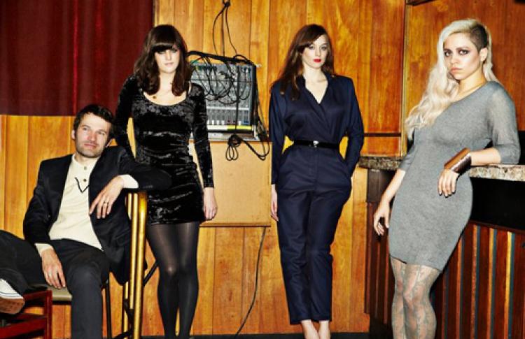 Royksopp иNew Young Pony Club выступят вПетербурге этим летом