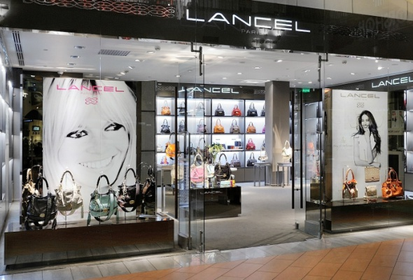 Галерея сумок Lancel появилась в«Атриуме» - Фото №1