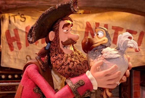 Пираты! Банда неудачников - Фото №1