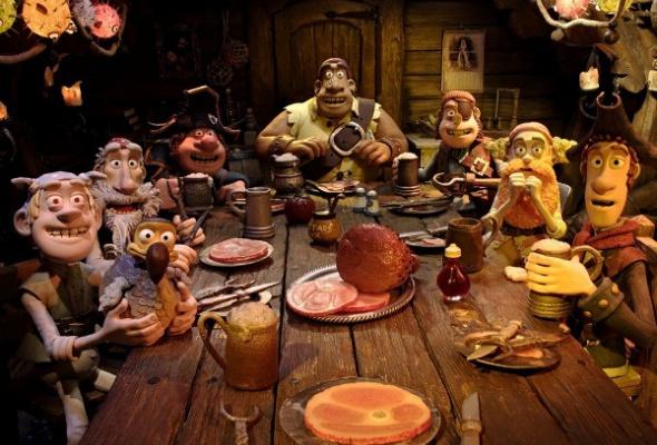 Пираты! Банда неудачников - Фото №3