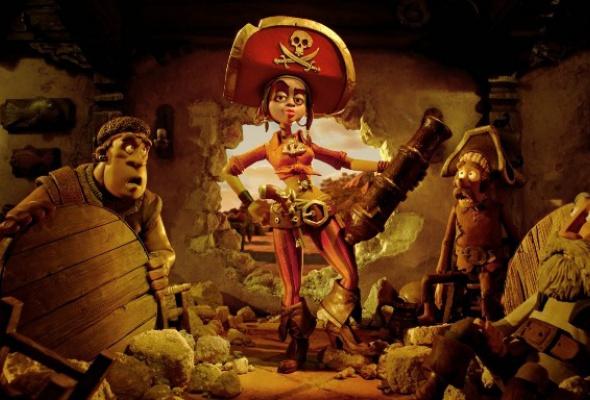 Пираты! Банда неудачников - Фото №4
