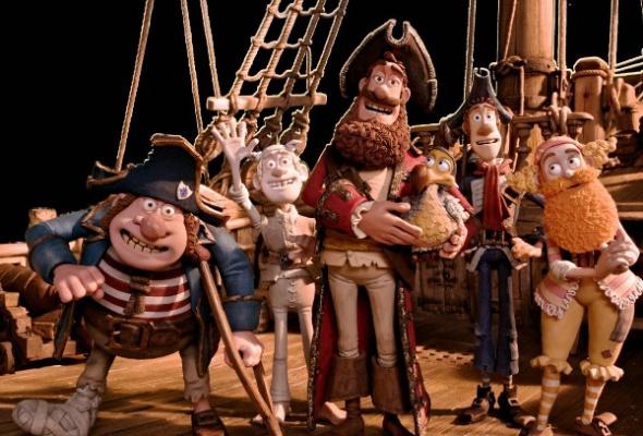 Пираты! Банда неудачников - Фото №6