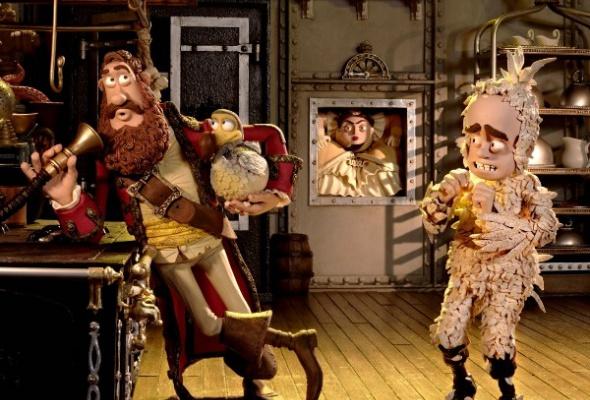 Пираты! Банда неудачников - Фото №10