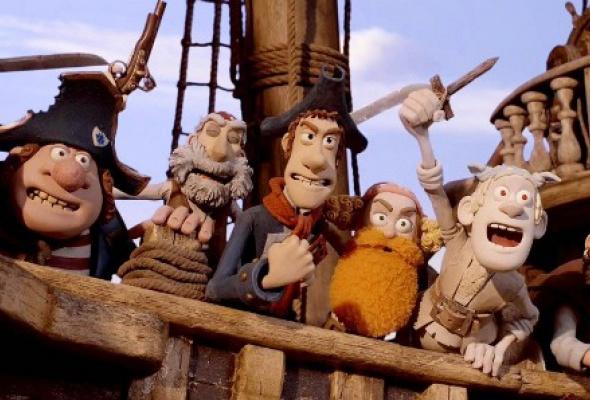 Пираты! Банда неудачников - Фото №12