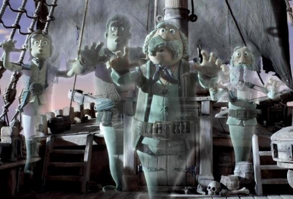 Пираты! Банда неудачников - Фото №13