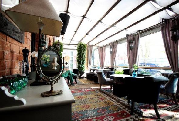 Летние веранды кафе иресторанов - Фото №15