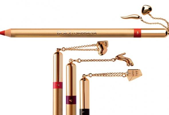 Карандаши для глаз игуб Charm Pencils отDolce & Gabbana - Фото №0