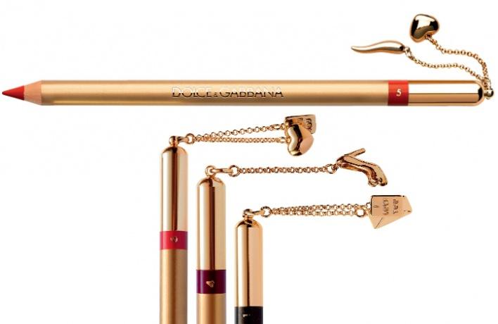 Карандаши для глаз игуб Charm Pencils отDolce & Gabbana