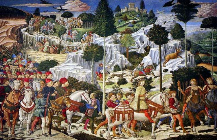 Традиция и новаторство в изобразительном искусстве