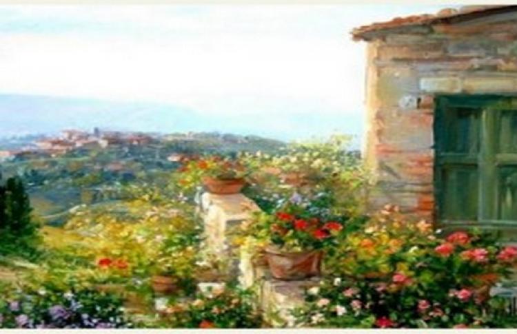 Итальянские набережные и городской пейзаж